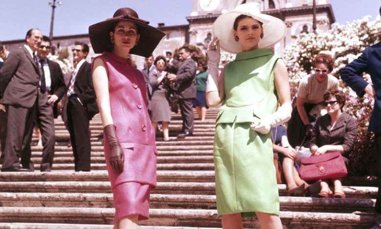 1960s in fashion